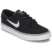 Chaussures Garçon Baskets basses Nike STEFAN JANOSKI ENFANT Noir