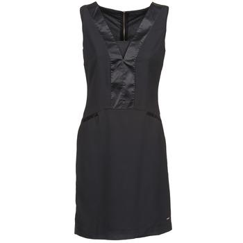 Vêtements Femme Robes courtes La City CLAUDIA Noir