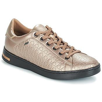 Chaussures Femme Baskets basses Geox D JAYSEN Beige