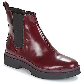 Chaussures Femme Boots Geox D MYLUSE Bordeaux