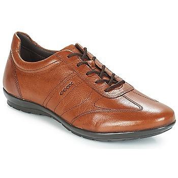 Chaussures Homme Derbies Geox UOMO SYMBOL Marron