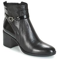 Chaussures Femme Bottines Geox D GLYNNA Noir