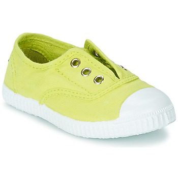 Chaussures Fille Baskets basses Chipie JOSEPE Jaune