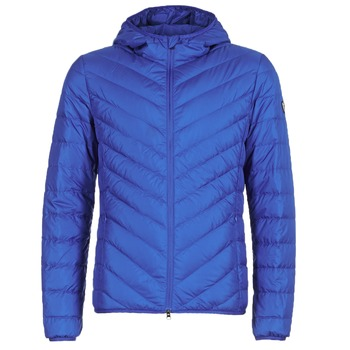 Vêtements Homme Doudounes Emporio Armani EA7 TRAIN CORE SHIELD 8NPB09 Bleu Electrique