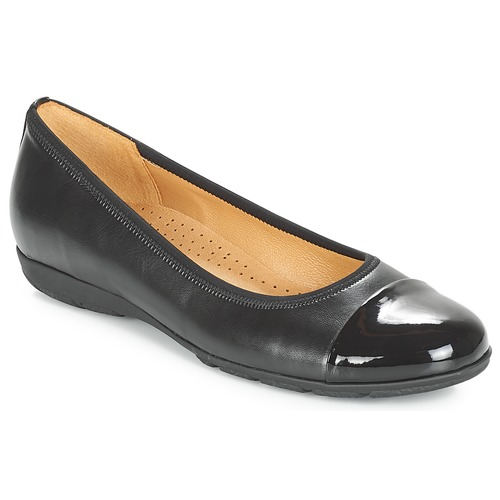 Chaussures Femme Ballerines / babies Gabor BORINA Noir