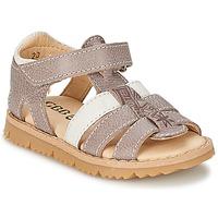 Chaussures Garçon Sandales et Nu-pieds GBB IGNAM Gris