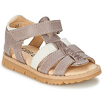 Chaussures Air max tnGarçon Sandales et Nu-pieds GBB IGNAM Gris