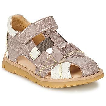 Chaussures Garçon Sandales et Nu-pieds GBB INCAS Marron