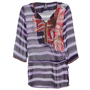 Vêtements Femme Tops / Blouses Desigual ALONDRA Multicolore
