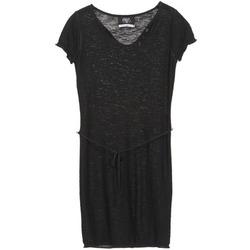 Vêtements Femme Robes courtes Le Temps des Cerises MOJITO Noir