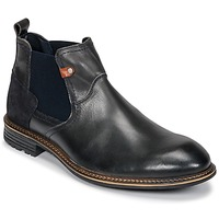 Chaussures Homme Boots Casual Attitude FIORELLA Gris Foncé