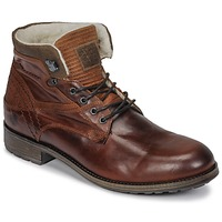 Chaussures Homme Boots Casual Attitude JOPA Marron