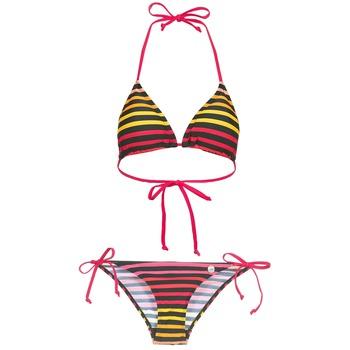 Vêtements Femme Maillots de bain 2 pièces Little Marcel BASTINE Noir / Multicolore