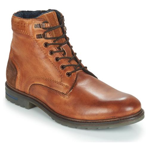 Chaussures Homme Boots Bugatti ROPARA Cognac