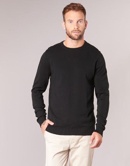 Vêtements Homme Pulls Jack & Jones JJEBASIC Noir