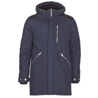 Vêtements Homme Parkas Jack & Jones JCOFIGURES Marine