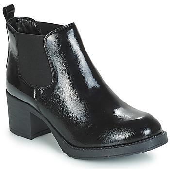Chaussures Femme Bottines André TERRIBLE 3 Noir