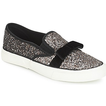 Chaussures Femme Slip ons André MAGGIE Argent