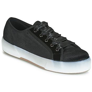 Chaussures Femme Baskets basses André MIRA Noir