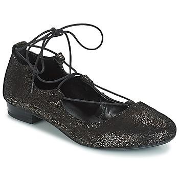 Chaussures Femme Ballerines / babies André COLOMBINE Doré
