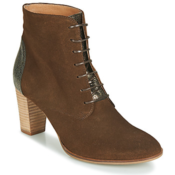 Chaussures Femme Boots André CLAUDIA Taupe