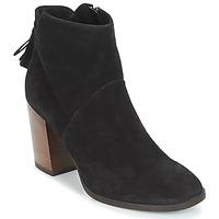 Chaussures Femme Bottines André CARESSE Noir