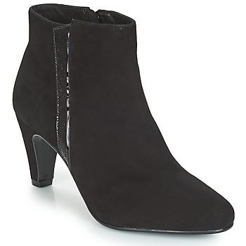 Chaussures Femme Baskets montantes André PRUNE Noir