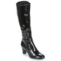 Chaussures Femme Bottes ville André GANTELET 3 Noir