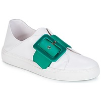 Chaussures Femme Baskets basses Minna Parikka ROYAL emerald-white