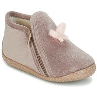 Chaussures Enfant Chaussons André REVE Taupe