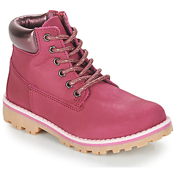 Chaussures Fille Boots André ALMA Fuchsia