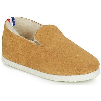 Chaussures Enfant Chaussons bébés André BANQUISE Camel