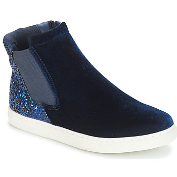 Chaussures Fille Boots André SISSI 2 Marine