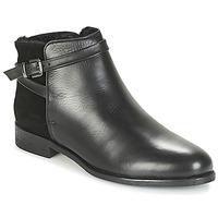Chaussures Femme Boots André DUO Noir