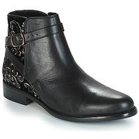 Chaussures Femme Boots André CAVIAR P Noir