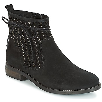 Chaussures Femme Boots André MEXICA Noir
