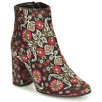 Chaussures Femme Bottines André REQUIEM Multicouleurs