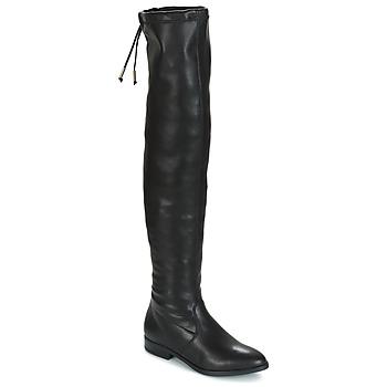 Chaussures Femme Cuissardes André DANDY Noir