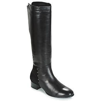 Chaussures Femme Bottes ville André DORA Noir