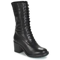 Chaussures Femme Bottes ville André DARK Noir