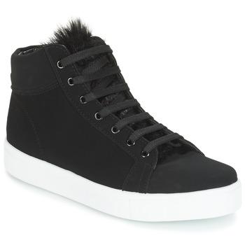 Chaussures Femme Baskets montantes André GOSPEL Noir