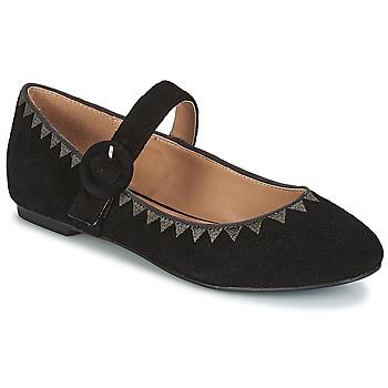 Chaussures Femme Ballerines / babies André ALBOROZA Noir