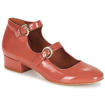 Chaussures Femme Ballerines / babies André GABIE Rose