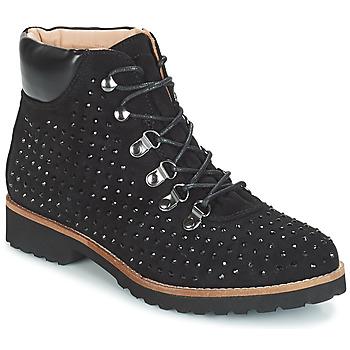 Chaussures Femme Boots André CALCEDOINE Noir