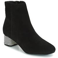 Chaussures Femme Bottines André EUFORIA Noir