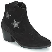 Chaussures Femme Bottines André CELESTE Noir
