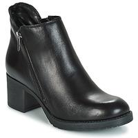 Chaussures Femme Bottines André TURBULENT Noir