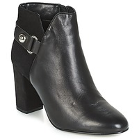 Chaussures Femme Bottines André BIG BAND Noir