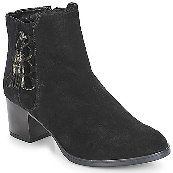 Chaussures Femme Bottines André MISS Noir