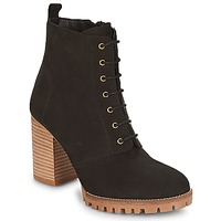 Chaussures Femme Bottines André ROVER Noir